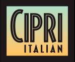 Cipri Italian Logo